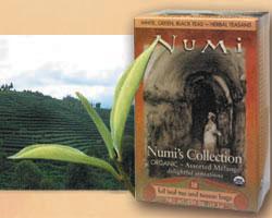 Image of Numi's Collection Assorted Melange Tea