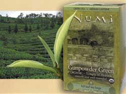 Image of Green Tea Gunpowder Green - Temple of heaven