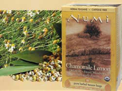 Image of Herbal Tea Chamomile Lemon Caffeine Free