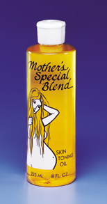 Image of Mother's Special Blend Skin Toning Oil (Pregnancy)