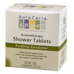 Image of Aromatherapy Shower Tablets Purifying Eucalyptus