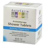 Image of Aromatherapy Shower Tablets Reviving Peppermint