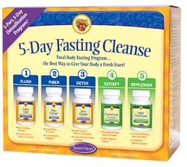 Image of Ultimate Fasting Cleanse Kit 5-Day Detox Program