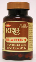 Image of Korean Red Ginseng 518 mg