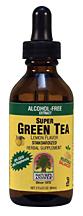 Image of Super Green Tea Lemon Flavor Alcohol Free