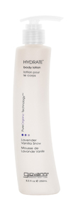 Image of Hydrate Body Lotion Lavender Snow