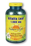 Image of Alfalfa Leaf 1000 mg (333 mg each)