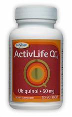 Image of ActivLife Q10 Ubiquinol 50 mg
