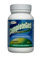 Image of CompleteGest (Vegetarian Enzyme)