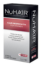 Image of NuHair Regrowth for Women