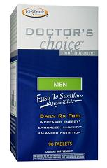 Image of Doctor's Choice Multivitamins Men Iron Free