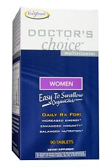 Image of Doctor's Choice Multivitamins Women