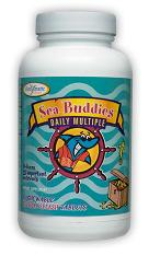 Image of Sea Buddies Daily Multiple Chewable Tropical Splash