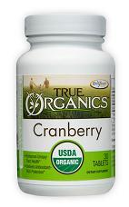 Image of True Organics Cranberry 500 mg