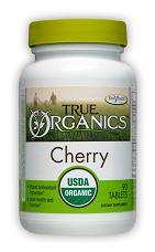 Image of True Organics Cherry 500 mg