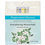 Image of Aromatherapy Mineral Bath Peppermint Harvest