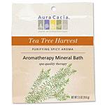 Image of Aromatherapy Mineral Bath Tea Tree Harvest