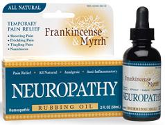 Image of Neuropathy Rubbing Oil