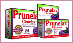 Image of Prunelax Ciruelax Laxative Tablet