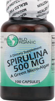 Image of Spirulina 500 mg