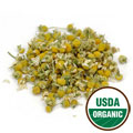 Image of Organic Chamomile Flowers Whole