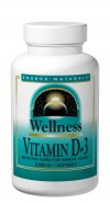 Image of Wellness Vitamin D3 2000 IU