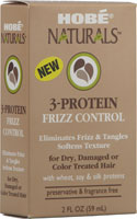 Image of Hobe Naturals 3-Protein Frizz Control