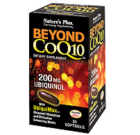 Image of Beyond CoQ10 200 mg Ubiquinol Softgels