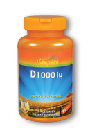 Image of D 1000 IU (Cholecalciferol)