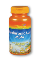 Image of Hyaluronic Acid MSM 20/200 mg