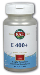 Image of E 400+ IU with Mixed Tocopherols