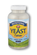 Image of Nutritional Yeast Tablet