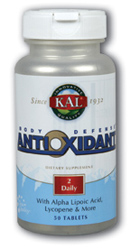 Image of Body Defense Antioxidant