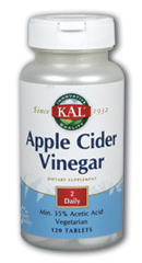 Image of Apple Cider Vinegar 500 mg Tablet