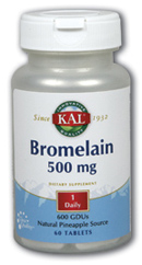 Image of Bromelain 500 mg