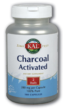 Image of Charcoal Activated 280 mg