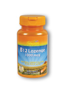 Image of B12 1000 mcg with Folic Acid