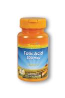 Image of Folic Acid 800 mcg