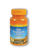 Image of Zinc Picolinate 25 mg