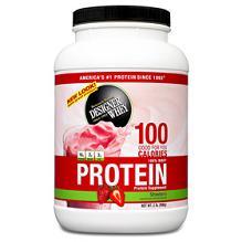 Image of Designer Whey Protein Powder Strawberry