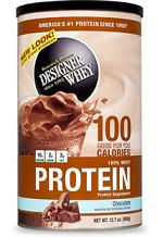 Image of Designer Whey Protein Powder Chocolate