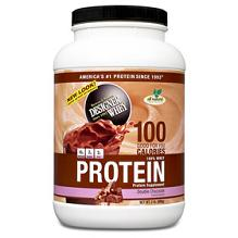 Image of Designer Whey Protein Powder All Natural Double Chocolate