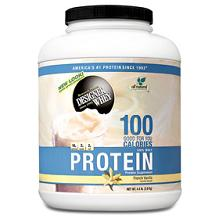 Image of Designer Whey Protein Powder All Natural French Vanilla