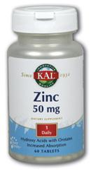 Image of Zinc 50 mg ActiSorb