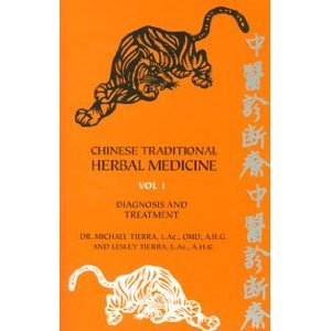 Image of Chinese Traditional Herbal Medicine Vol. 1 Diagnosis & Treatment