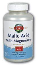 Image of Malic Acid with Magnesium 374/125 mg