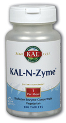 Image of KAL-N-Zyme Tablet