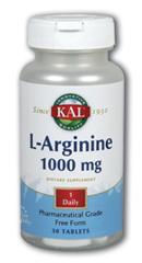 Image of L-Arginine 1000 mg
