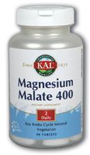 Image of Magnesium Malate 400 (200 mg each)