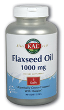 Image of Flaxseed Oil 1000 mg
